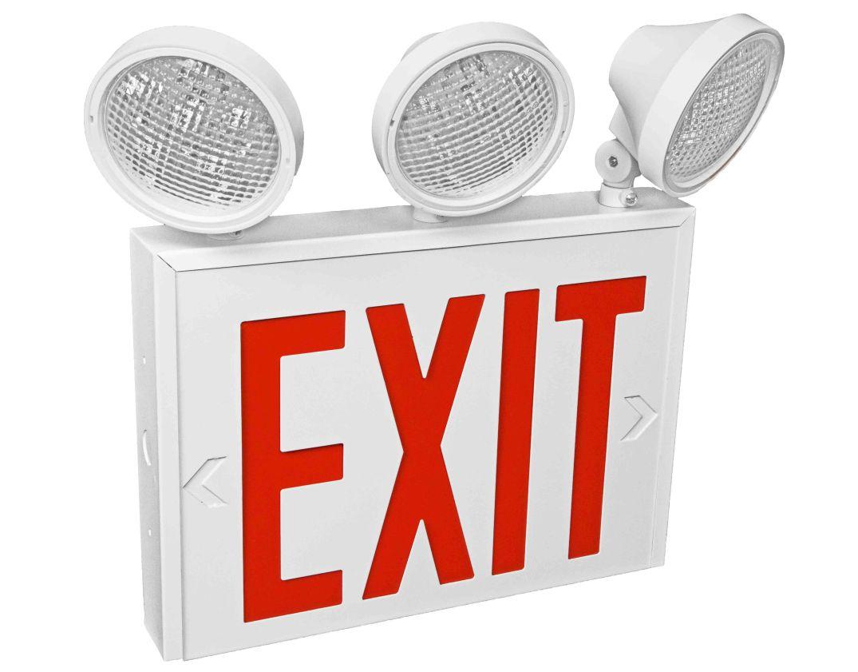 Exit 2 - 3 Lamp